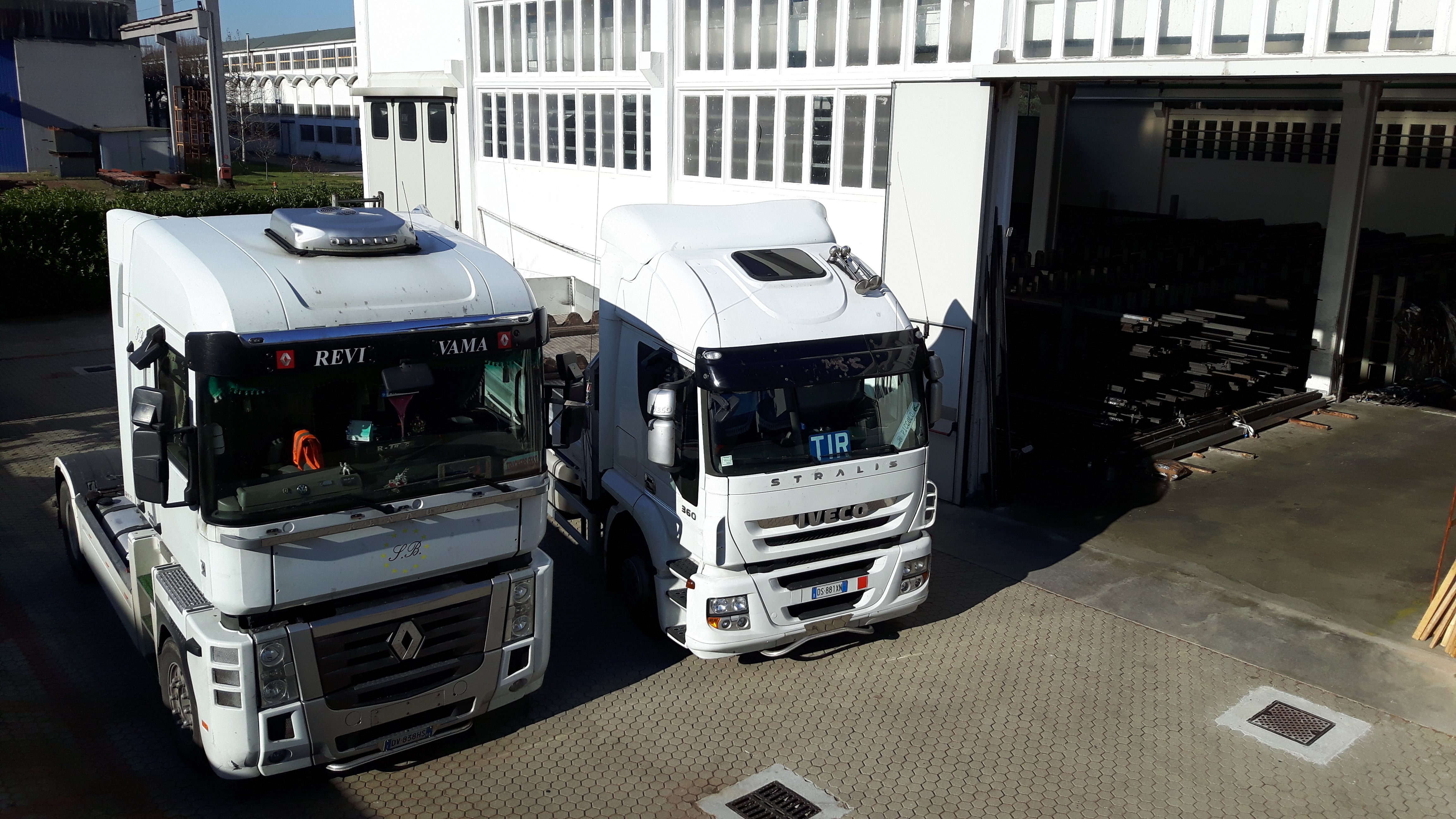 S.B. Autotrasporti & MMB Commerciale