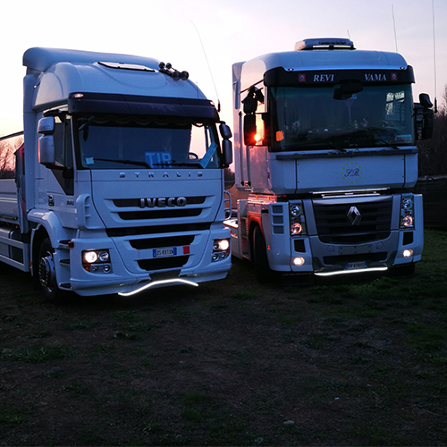 Mmb Kustom Show 3 Camion MMB Commerciale